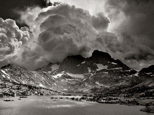 image دریاچه گارنت در کالیفرنیا آمریکا