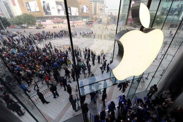 image افتتاح بزرگترین فروشگاه فروش محصولات اپل در آسیا در شهر پکن