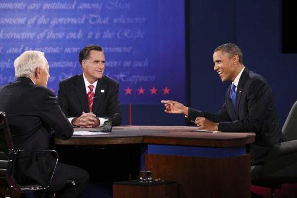 image سومین و آخرین مناظره نامزدهای انتخابات ریاست جمهوری آمریکا