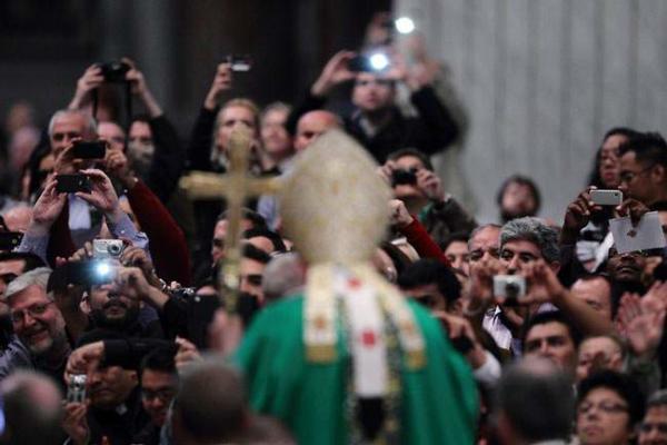 image حضور پاپ در گردهمایی سالانه اسقف های کاتولیک از سرتاسر جهان