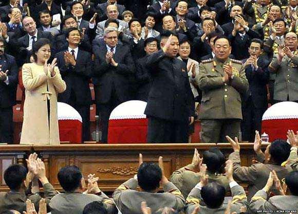 image, همسر رهبر جوان کره شمالی پس از هفته ها غیبت