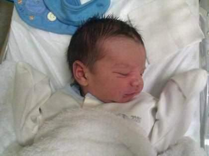 image اولین و جدیدترین عکس از تیاگو بچه فوتبالیست معروف لیونل مسی