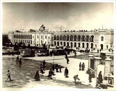 image تصاویر زیبا و دیدنی از محله های قدیمی شهر تهران