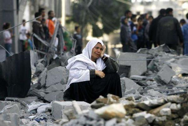 image ادامه حملات اسراییل به غزه