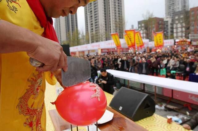 image مسابقه مهارت آشپزی در سیچوان چین