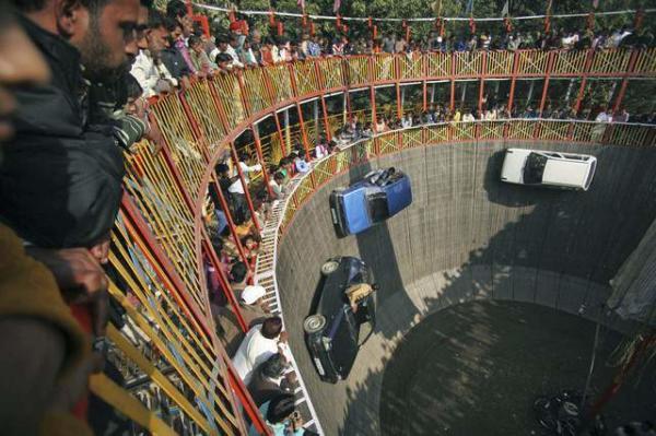 image دیوار مرگ در هند
