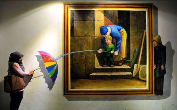 image یک موزه هنری در مالزی
