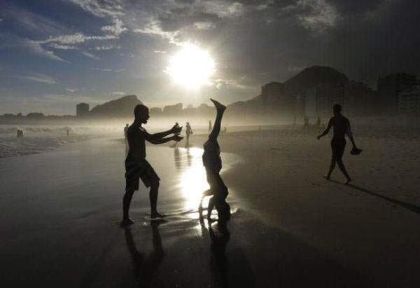 image ساحل ریودوژانیرو برزیل
