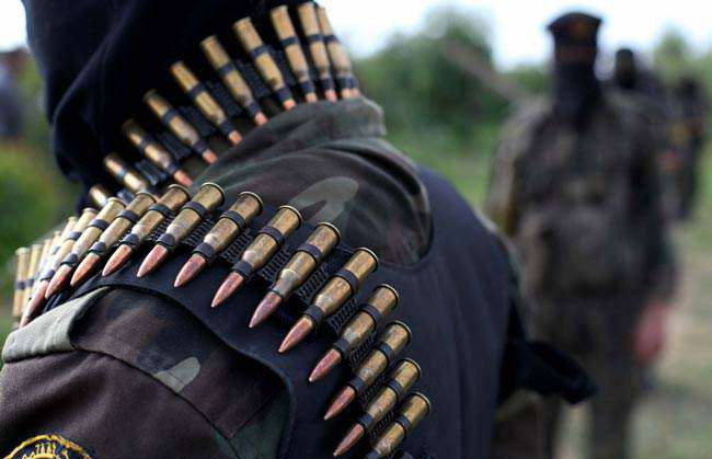 image مانور نظامیان حماس در غزه