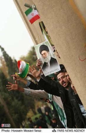 image عکس های دیدنی از مراسم روز دانشجو ۱۶ آذر