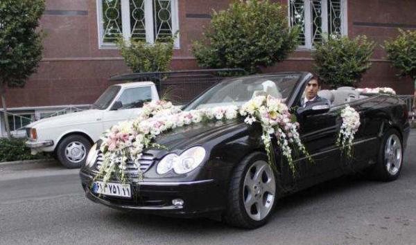 image آب میوه یک میلیون تومانی در مراسم عروسی های پر زرق و برق تهرانی