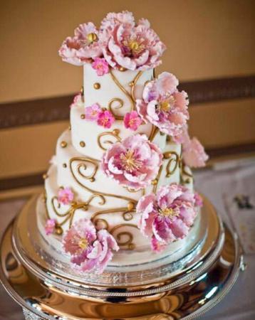 image مدل های جدید کیک عروسی به همراه عکس