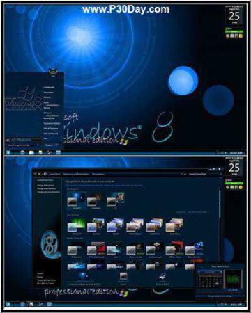 image اطلاعات کامل تصویری راجع به ویندوز ۸