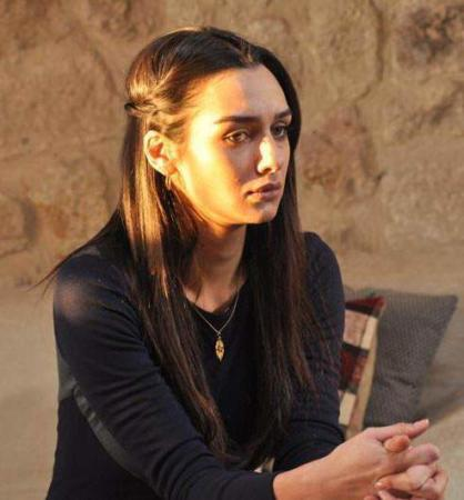 image, بازیگر نقش حوا در سریال شمیم عشق