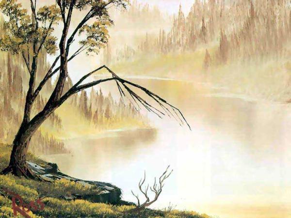 image مجموعه نقاشی های کامل بـاب راس با کیفیت بالا