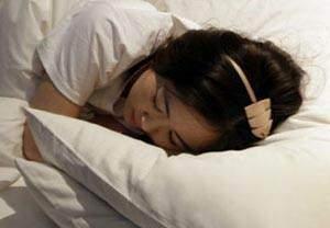 image, شناخت افراد از روی مدل به خواب رفتن