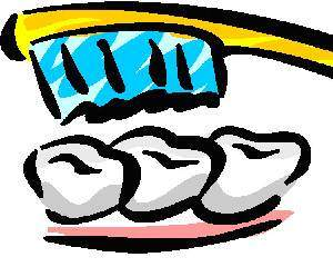 image شب مسواک زدن دندان ها بهتر است یا صبح زود