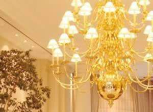 image راهنمای انتخاب لوستر مناسب برای خانه