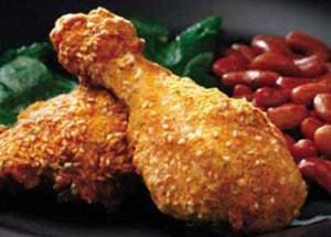 image نحوه پخت مرغ کنتاکی غذای مناسب مهمانی ها
