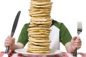 image وقتی غذا زیاد میخوریم چکار کنیم