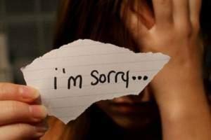 image آموزش نحوه درست عذرخواهی کردن از دیگران