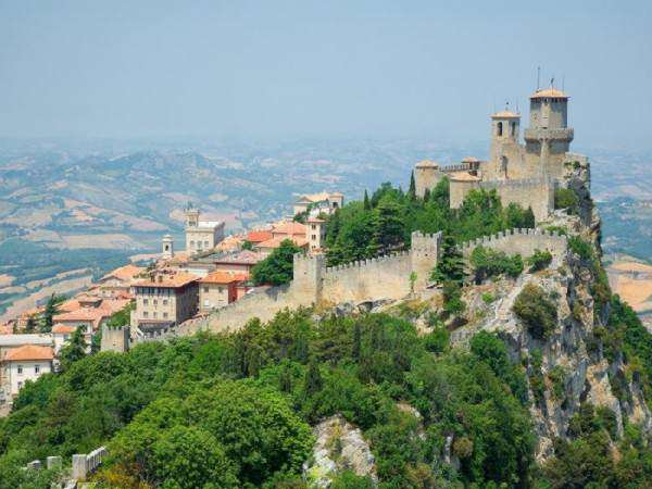 image گزارشی از سان مارینو سومین کشور کوچک اروپاست