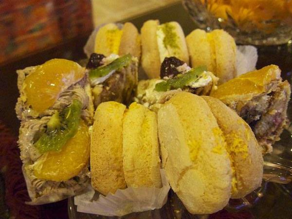 image عکس های بسیار زیبا از غذاهای رنگی و خوشمزه