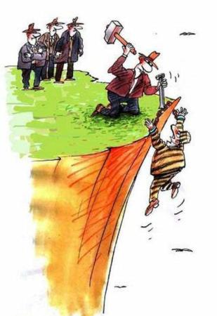 image تصاویر کاریکاتور طنز در عین حال با معنی مهر