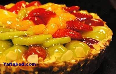 image, دستور تهیه دسر نارنگی برای مهمانی های زمستانی