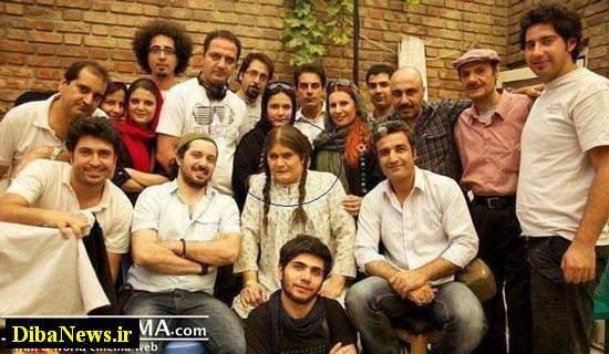 image عکسی دیدنی از اکبر عبدی در فیلم خوابم میاد