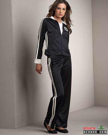 image جدید مدل لباس های ورزشی و اسپرت برای خانم ها زمستان