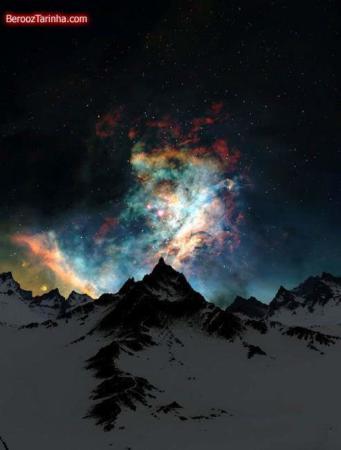 image تصاویری از بی نظیرترین اتفاقات در جهان خلقت