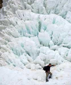 image راهنمای سفر به روستان سنگان برای دیدن آبشار های زیبای آن