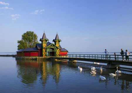image گزارش تصویری از یک سفر تفریحی اینترنتی به مجارستان