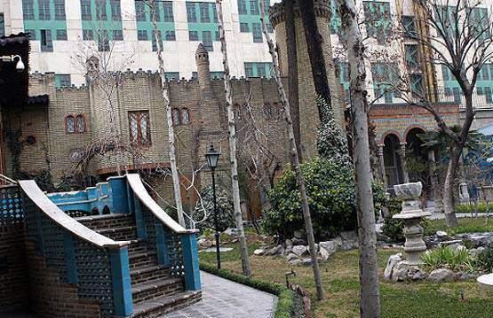 image داستان موزه مقدم در تهران چیست