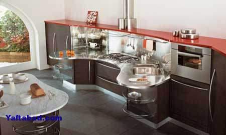 image آموزش تغییر دکوراسیون آشپرخانه به مدل های جدید