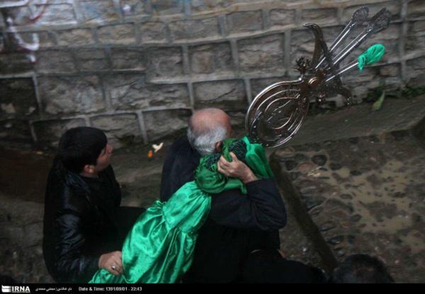 عکس, تصاویری زیبا و بی نظیر از مراسم عزاداری محرم عاشورا ماسوله