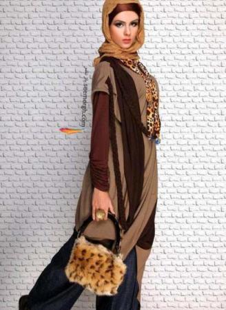 image مانتوهای پاییزی زنانه جدید مدل مصری برای پاییز