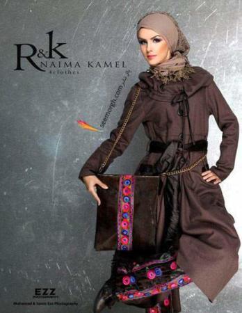 image, مانتوهای پاییزی زنانه جدید مدل مصری برای پاییز