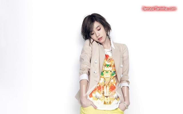 image چند عکس زیبا از دانگ یی در سریال افسانه