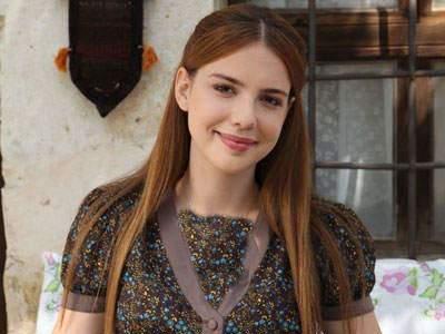 image عکس های جدید از سریال زیبای عمر گل لاله