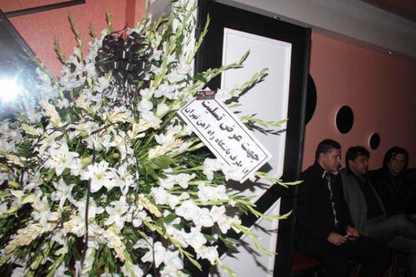 image گزارش تصویری از مراسم سالگرد پدر علی دائی
