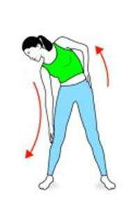 image, آموزش تصویری ورزش های باریک کردن کمر
