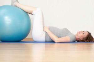 image آیا خانم میتوانند در دوران بارداری ورزش کنند