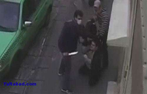عکس, عکسهای اعدام عامل زورگیری اخیر در تهران