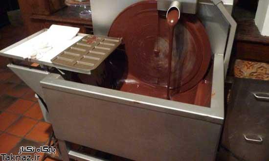 عکس, معروف ترین شهر های ساخت شکلات در دنیا