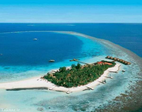 image گزارش تصویری از مجمع الجزایر مالدیو