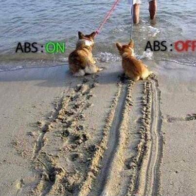 image آیا برای شما مهم است تفاوت کارد کرد ترمز معمولی و abs را بدانید
