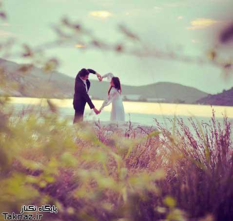 image علت پوشیدن لباس عروس سفید طنز و خنده دار