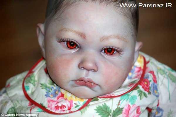 image عکس های ترسناک از وحشتناک ترین عروسک های جهان